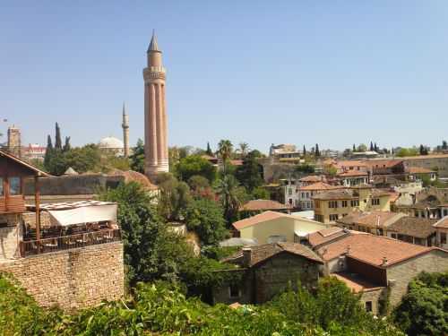 калеичи анталия: фото и детальное описание старого города